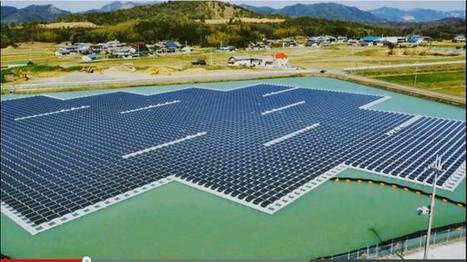 #Japan is building huge floating #solar power plants #renewables | Messenger for mother Earth | Scoop.it