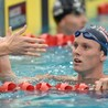 Competitive swimming