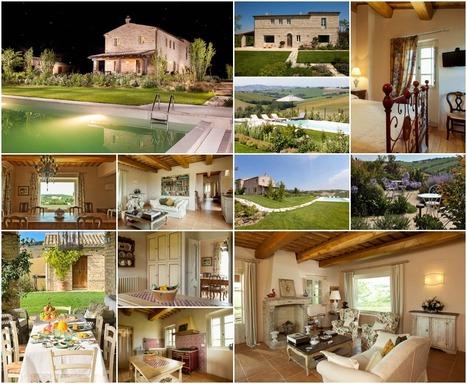 Best Le Marche Accommodations: Il Sambuco, Morrovalle | Le Marche Properties and Accommodation | Scoop.it