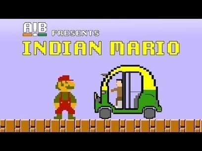 Super Funny The Indian SuperMario | StoryPlug | Scoop.it
