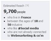 Se repérer dans les différents ciblages des publicités Facebook | Digital Experiences by David Labouré | Scoop.it