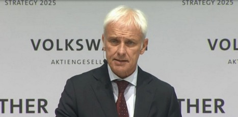 Volkswagen's Tremendous Transformation To Electric Vehicles — Some Context & Commentary   IAATI Australasian Branch   Scoop.it