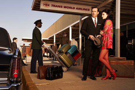 Matthew Weiner Talks About Mad Men's Next and Final Season | A2 Media Studies | Scoop.it