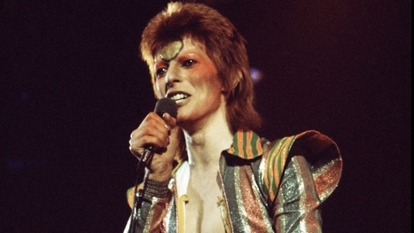 20 Things David Bowie Discovered Before You | B-B-B-Bowie | Scoop.it