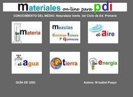 Materiales on-line para pizarra digital interactiva | Educaciòn y TICs | Scoop.it