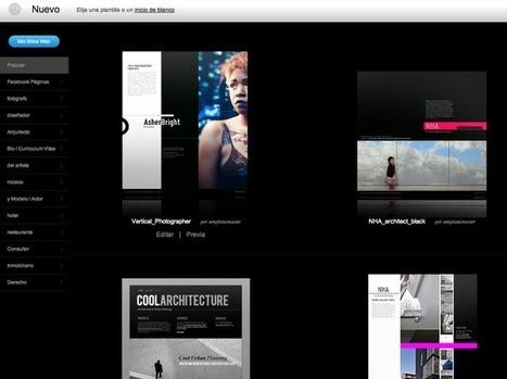 IM Creator: crear webs fácil | TecnologíasEducativas | Scoop.it