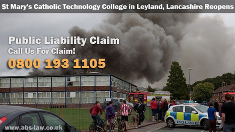 St Mary's Catholic Technology College in Leyland, Lancashire Reopens | My Website / Blog | Traffic Accident Claim UK | Scoop.it