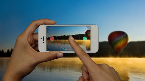 IDEO Creates a Gorgeous App for Making Movies on Your iPhone | Design | WIRED | Short films | Scoop.it