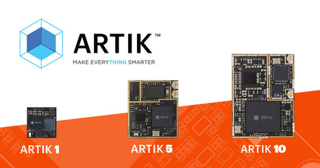 Samsung and Arduino.cc are partners: see the new ARTIK! | Raspberry Pi | Scoop.it