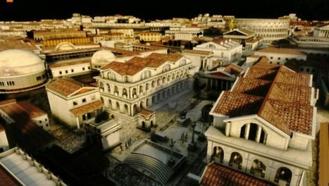 Best Interactive eBooks | Virtual History ROMA | LVDVS CHIRONIS 3.0 | Scoop.it