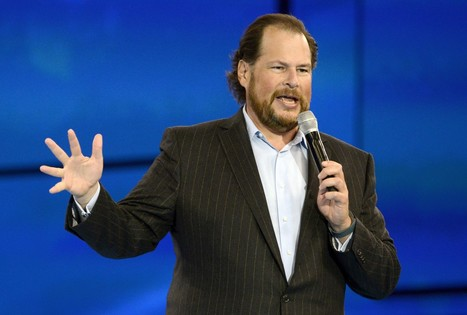 Salesforce CEO Agrees with Jack Welch: 'The World's Dumbest Idea' is a Shareholder Value's Relentless Short Term Focus | Business as an Agent of World Benefit | Scoop.it