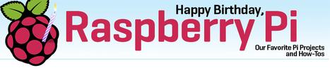 Raspberry Pi Week | Arduino, Netduino, Rasperry Pi! | Scoop.it