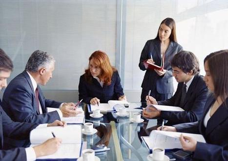 Les femmes s'imposent dans les petites entreprises cotées | Entrepreneuriat au féminin | Scoop.it