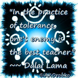 Tolerance and Respect « A Kiss Of Bliss   Differentiation Strategies   Scoop.it