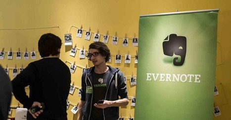 Next Up for Evernote: Learning Your Habits | Apps for business | Scoop.it