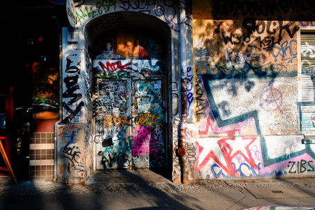 Berlin Street Art - How Graffiti Has Destoyed A Great German City | Nate Robert | Fuji X-Pro1 | Scoop.it