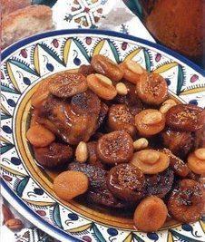 Tajine aux figues et abricots secs   Tajines   Scoop.it