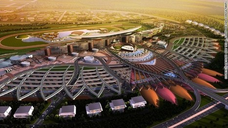 Space-age skyscrapers and sheiks: Racing's new world order | Sitios interesantes de Arquitectura | Scoop.it