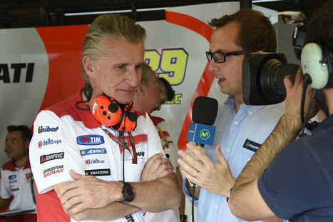 Q&A: Paolo Ciabatti, Ducati Corse Sporting Director | Ductalk Ducati News | Scoop.it