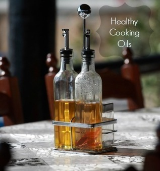 Healthy Cooking Oil for Lower Cholesterol | D2DTips | Healing Oils | Scoop.it