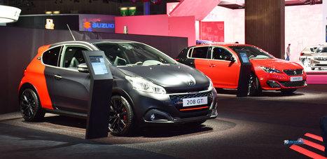 Los Peugeot 208 GTI y 308 GTI vendrán antes de fin de año a la Argentina | El diario del mercado automotor argentino | Scoop.it