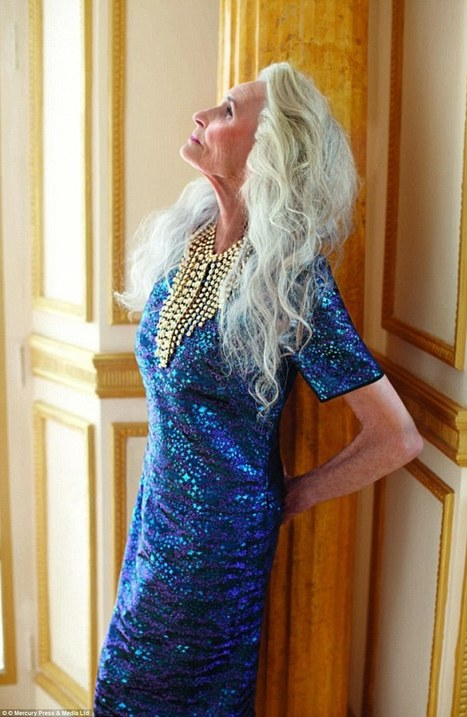 World's oldest supermodel Daphne Selfe in Vans and & Other Stories campaign - Daily Mail   Aging Well, Looking Good   Scoop.it