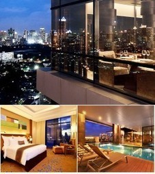 An Ideal Location Hotel in The Central Business District in Bangkok | Hotel in Asia | Scoop.it
