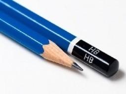 Parfois, un simple crayon à papier suffit… | Développement du coaching | Scoop.it