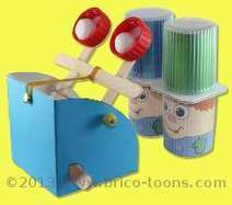 Catapulte | Brico Toons | Scoop.it