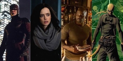 Why The Defenders Is Very Different From The Avengers, According To Jeph Loeb - CINEMABLEND | Comic Book Trends | Scoop.it