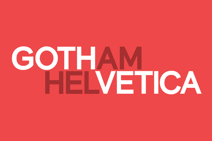 Gothvetica Book Free Font - Free Design Resources