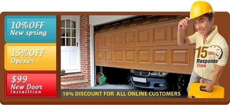 Castle Rock Garage Door Repair | Castle Rock Garage Door Repair | Scoop.it