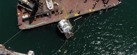 Microsoft is testing underwater data centres on the ocean floor | IELTS, ESP, EAP and CALL | Scoop.it