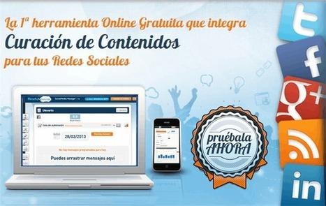 Ready4Social, herramienta gratuita para curación de contenidos | Curación Contenidos | Scoop.it