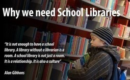 A library without a librarian…is a room | Bleeding EdgeSchool Libraries | Scoop.it