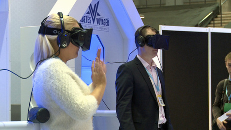 Emotive use Oculus Rift and Xbox Kinect to help Novo Nordisk explore inside a diabetic patient | Advertising Health | Emotive | Scoop.it