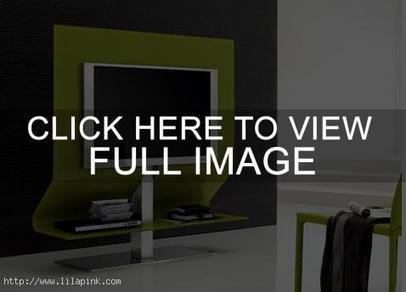 Green Modern TV Stand Ideas | Renovation | Scoop.it