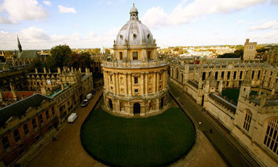 Library futures: University of Oxford | The Future Librarian | Scoop.it