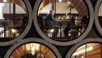 A Cool Hotel Bar Built Using Gigantic Concrete Tubes - DesignTAXI.com | City Camp - Architecture | Scoop.it