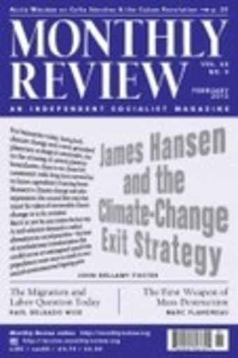 James Hansen and the Climate-Change Exit Strategy - Monthly Review :: Monthly Review | real utopias | Scoop.it