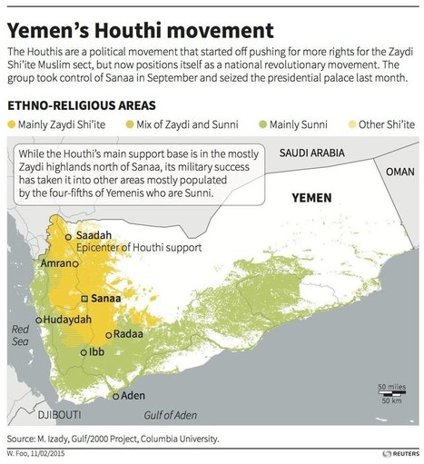 These maps show what could happen next in Yemen - and how it could impact ... - Business Insider | AP HUMAN GEOGRAPHY DIGITAL  STUDY: MIKE BUSARELLO | Scoop.it