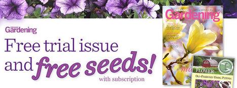 Organic Gardening: Order Now! | Annie Haven | Haven Brand | Scoop.it