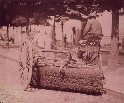C'est du propre ! La salubrité publique à Paris au XIXe siècle | Gallica | GenealoNet | Scoop.it