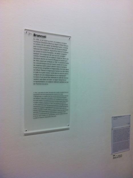 Ateliers Wikimedia au Centre Pompidou : du participatif (numérique) dans un musée | Knowtex Blog | Participatif | Scoop.it