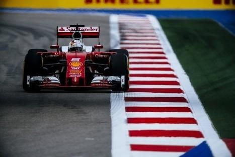 F1 - Vettel pénalisé de cinq places | Auto , mécaniques et sport automobiles | Scoop.it