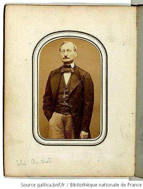 Romanciers populaires du XIXe : Elie Berthet (1815-1891) | Gallica | Merveilles - Marvels | Scoop.it