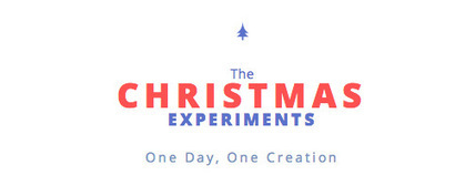 The Christmas Experiments | Visual | Scoop.it