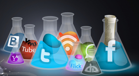 #SocialMedia #RRSS: 10 aportes científicos aplicadas a las Redes Sociales. | Sociedad 3.0 | Scoop.it