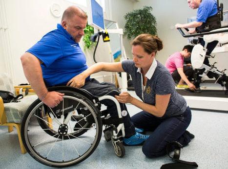 Vammautuneet rauhanturvaajat taistelevat hoidosta   Etiikka   Scoop.it