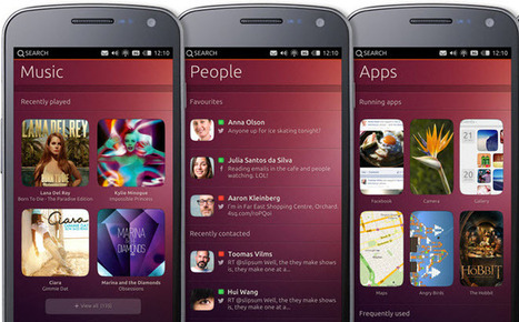 #Ubuntu For Phones Announced   Desktop OS - News & Tools   Scoop.it